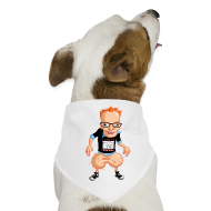 Other ~ Dog Bandana ~ Medicated Pete Doggie Bandana
