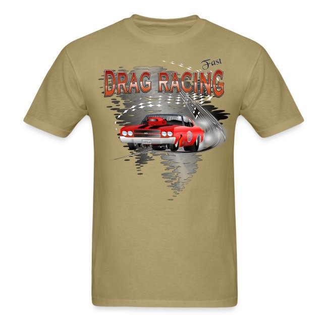 Drag Racing Chevrolet Chevelle T-Shirts