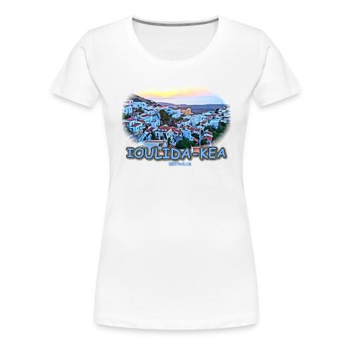 IOULIDA KEA 2 (women) - Women's Premium T-Shirt