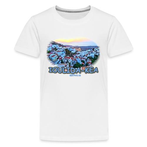 IOULIDA KEA 2 (kids) - Kids' Premium T-Shirt