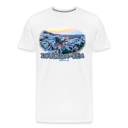 IOULIDA KEA 2 (men) - Men's Premium T-Shirt