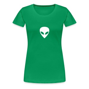 ALIEN - Women's Premium T-Shirt