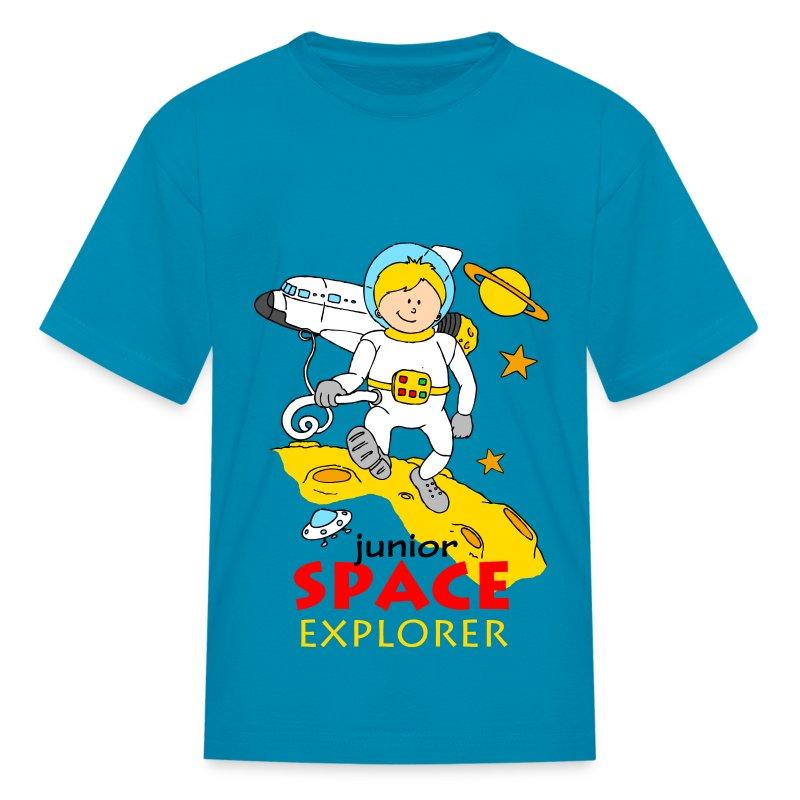 Junior Space Explorer - Kids' T-Shirt