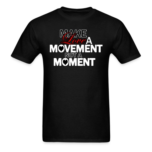 lovemovement - Men's T-Shirt