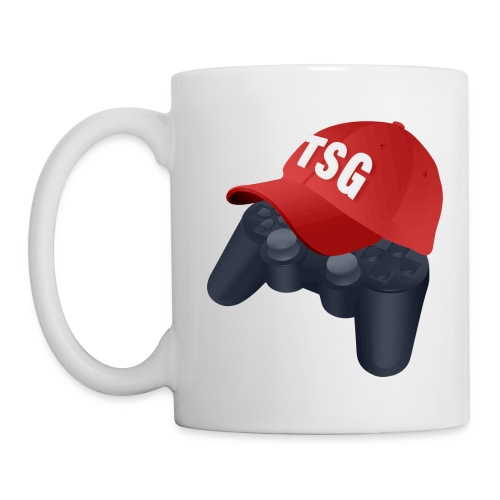 ThatSportsGamer's TSG Controller Mug - Coffee/Tea Mug