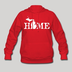 HOME - Michigan - Women's Hoodie