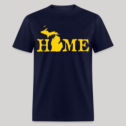 HOME - Michigan - Men's T-Shirt