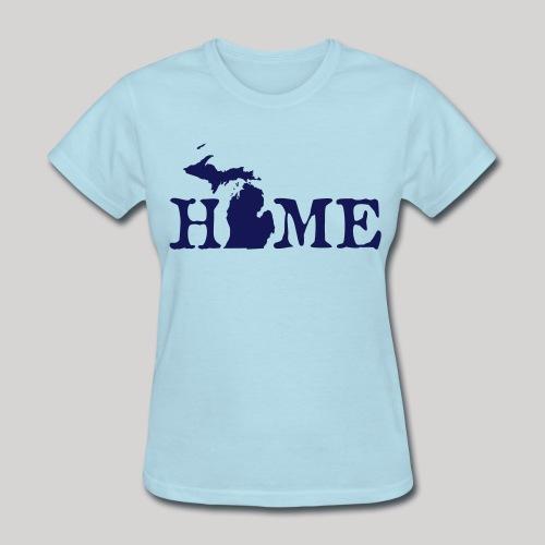 HOME - Michigan - Women's T-Shirt