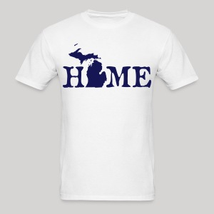 HOME - Michigan - Men's T-Shirt