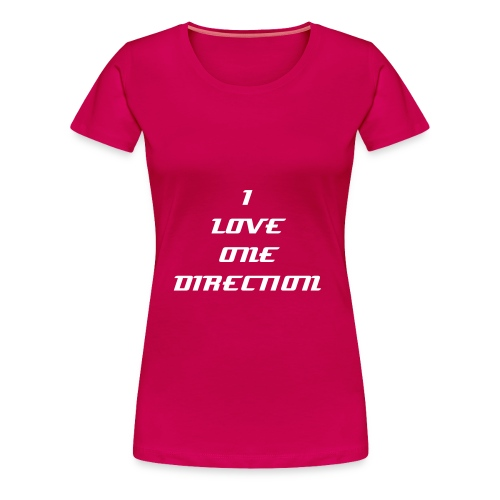 one direction - Women's Premium T-Shirt
