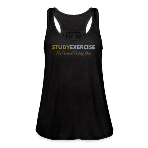 Study Exercise Tank - Women's Flowy Tank Top by Bella