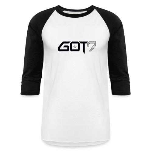 GOT7 Baseball Tee, with Member's Names - Baseball T-Shirt