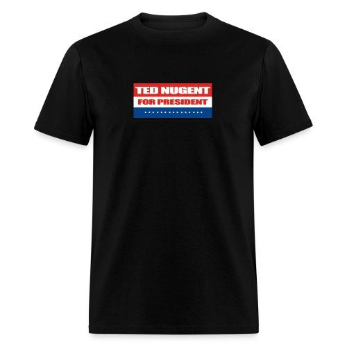 Men's Ted For Prez - Men's T-Shirt