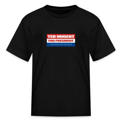 Kid's Ted For Prez - Kids' T-Shirt