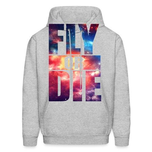 Fly Or Die  - Men's Hoodie