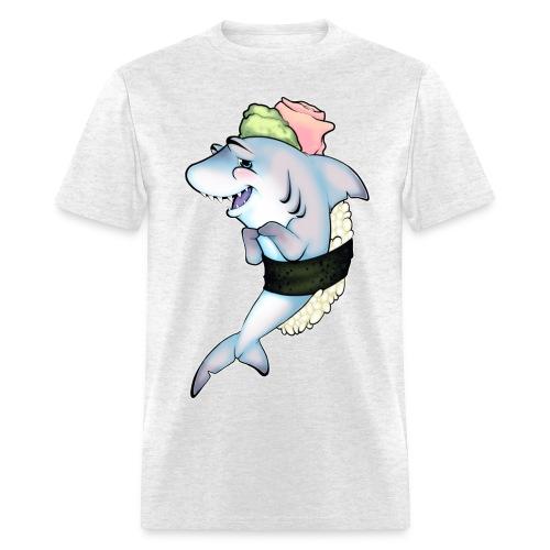 Don't Eat Me! Sushi Shark! - Men's T-Shirt
