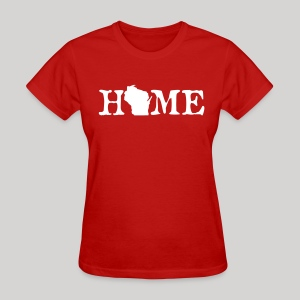 HOME - Wisconsin - Women's T-Shirt
