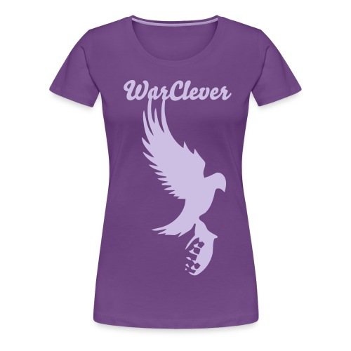 Women's WarClever T-Shirt - Women's Premium T-Shirt