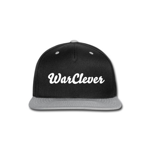 Snap-back WarClever Cap - Snap-back Baseball Cap