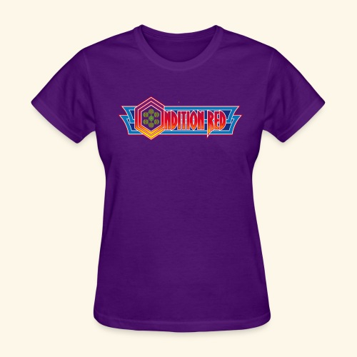 ConditionRed (free shirtcolor selection) - Women's T-Shirt