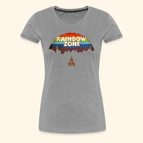 RainbowZone (free shirtcolor selection) - Women's Premium T-Shirt