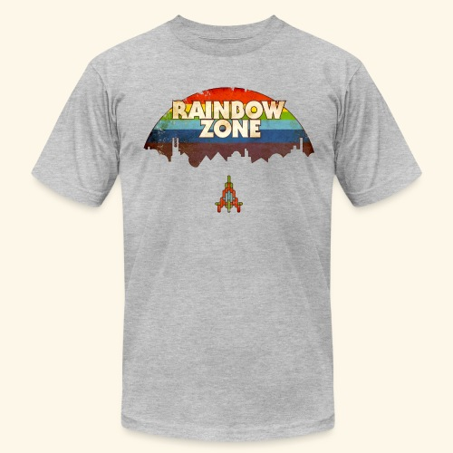 RainbowZone (free shirtcolor selection) - Men's Fine Jersey T-Shirt