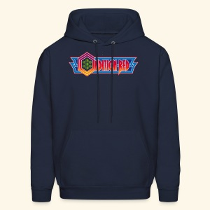 ConditionRed (free shirtcolor selection) - Men's Hoodie