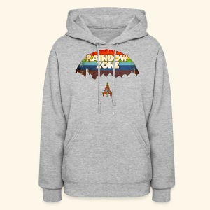 RainbowZone (free shirtcolor selection) - Women's Hoodie