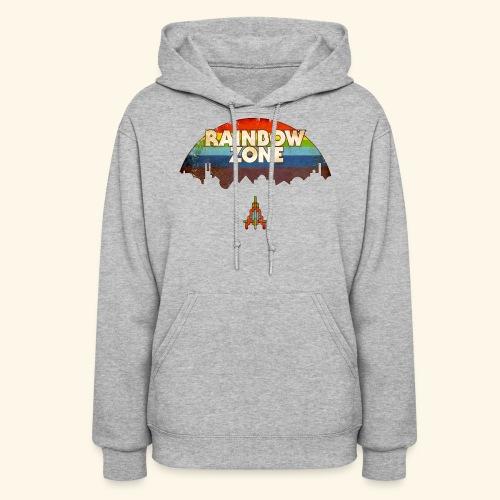 RainbowZone (free shirtcolor selection) - Women's Hoodie