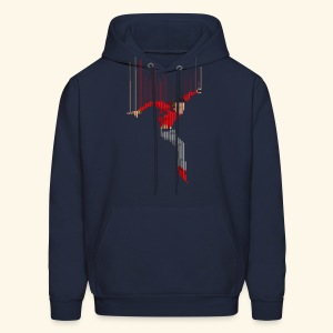 Freefall (free shirtcolor selection) - Men's Hoodie