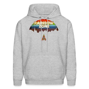 RainbowZone (free shirtcolor selection) - Men's Hoodie