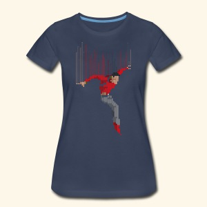 Freefall (free shirtcolor selection) - Women's Premium T-Shirt
