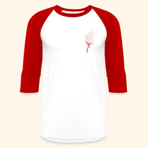 Freefall (free shirtcolor selection) - Baseball T-Shirt
