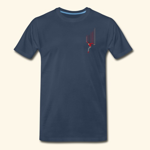 Freefall (free shirtcolor selection) - Men's Premium T-Shirt