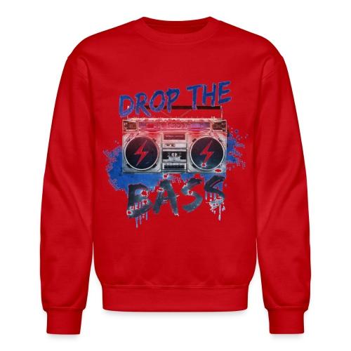 Drop The Bass - Crewneck Sweatshirt