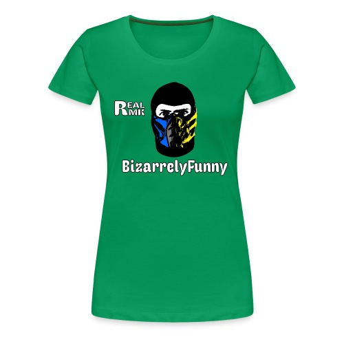 BizarrelyFunny Female Shirt Premium - Women's Premium T-Shirt
