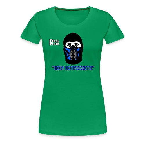 Women's Premium T-Shirt - Sport this shirt to show your support for BizarrelyFunny! We don't make any money on these shirts, we just wanna see you guys wearing them! :)