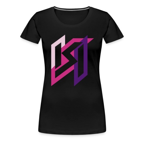KSI Bright Shirt (Womens) - Women's Premium T-Shirt