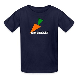 Kids Gingecast Carrot Crew SPECIAL EDITION - Kids' T-Shirt