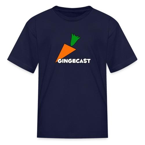 Kids Gingecast Carrot Crew SPECIAL EDITION - Kids' T-Shirt