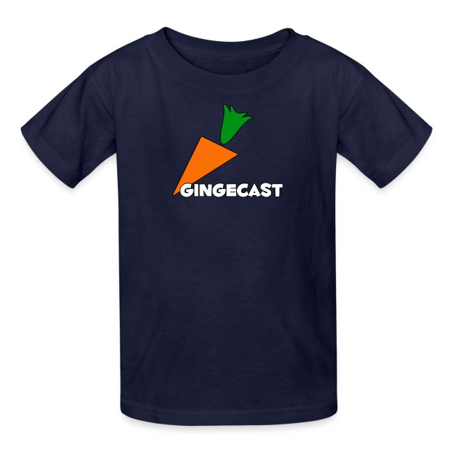 Kids Gingecast Carrot Crew SPECIAL EDITION