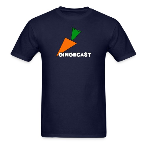 Men's Gingecast Carrot Crew SPECIAL EDITION - Men's T-Shirt
