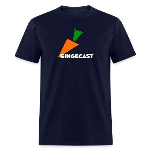Men's Gingecast Carrot Crew SPECIAL EDITION - Men's T-Shirt
