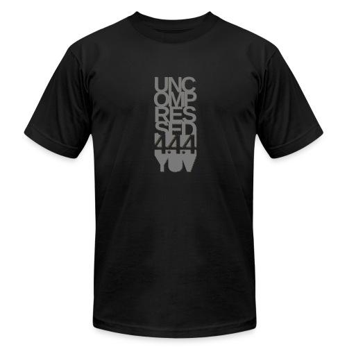 Uncompressed - Men's Fine Jersey T-Shirt