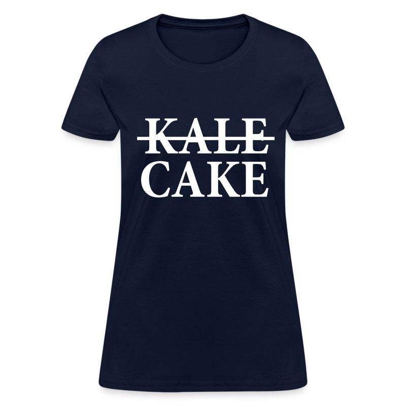 Kale cake t shirt spreadshirt for T shirt cake decoration