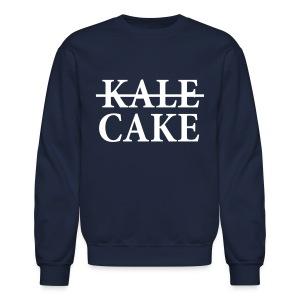 KALE, CAKE - Crewneck Sweatshirt