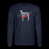 Long Sleeve Shirts ~ Men's Long Sleeve T-Shirt ~ A Breed Apart logo long sleeve T shirt; Azawakh Division