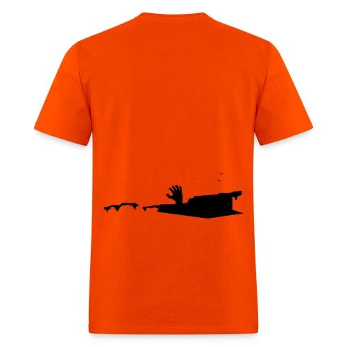 Hand Over - Men's T-Shirt