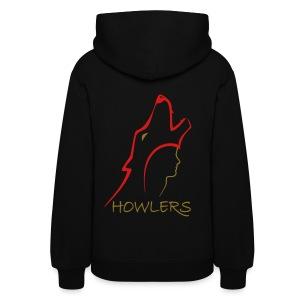 Women's Hoodie - Original design for Pierce Brown's Red Rising Trilogy