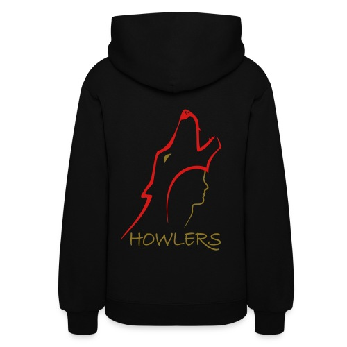 Women's Hoodie - Original design for Pierce Brown's Red Rising Trilogy